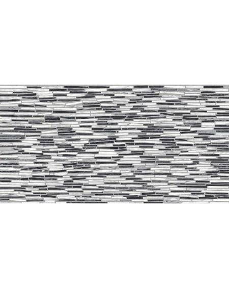 Dlažba obklad Calacatta Renoir BDL. 60x120cm Lappato Rtt. Černobílá výrobce Emil tl.10mm. Dlažba lesklá