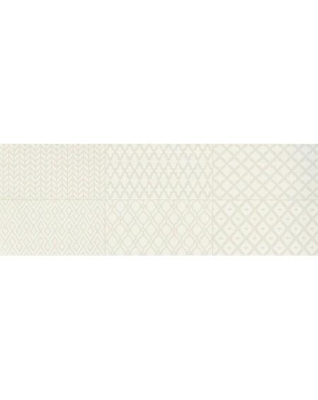 Koupelnový obklad barevný Allegra white Donatella 30x90cm Rtt. Kalibrováno lesk výrobce Ape es. Cena za 1/m2