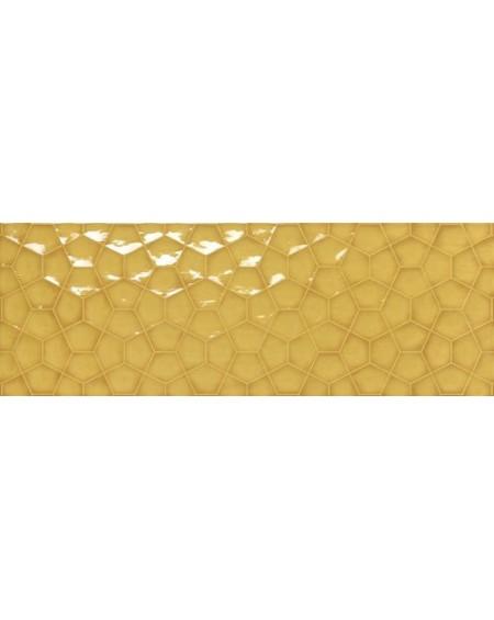 Koupelnový obklad barevný Allegra gold Tina 30x90cm Rtt. Kalibrováno lesk výrobce Ape es. Cena za 1/m2