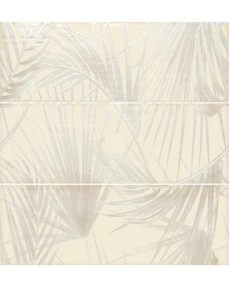Koupelnový obklad barevný Allegra cream Jungle 90x90cm Rtt. Kalibrováno lesk výrobce Ape es. Cena za 1/ks