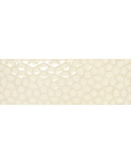 Koupelnový obklad barevný Allegra cream Tina 30x90cm Rtt. Kalibrováno lesk výrobce Ape es. Cena za 1/m2