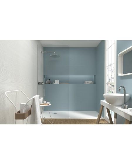 Koupelnový obklad barevný Cloud Turquoise 35x100cm Rtt. Kalibrováno matný výrobce Ape es. Cena za 1/m2 modrá tyrkys