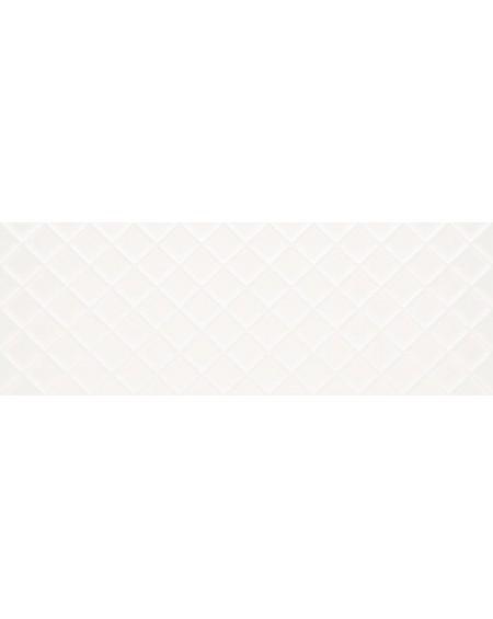 Koupelnový obklad barevný Cloud White Ultra 35x100cm Rtt. Kalibrováno matný výrobce Ape es. Cena za 1/m2 barva bílá