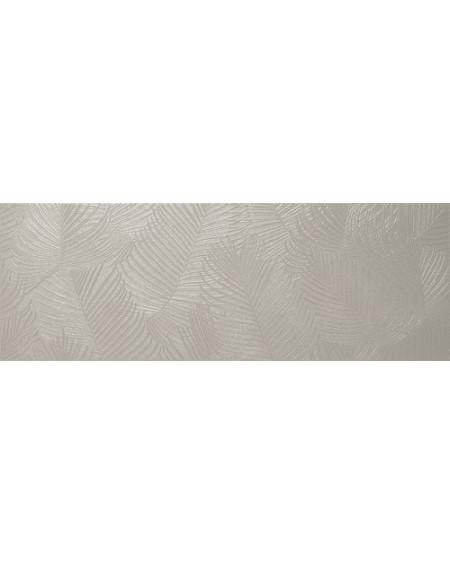 Koupelnový obklad Crayon Silver Kentia 30x100cm Rtt. Kalibrováno lesklý výrobce Ape cena za 1/m2 květinový vzor
