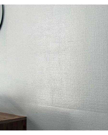 dlažba obklad imitující textile Twist - BW Moon 80x80cm Lappato Rettificato výrobce Novabell vysoký lesk