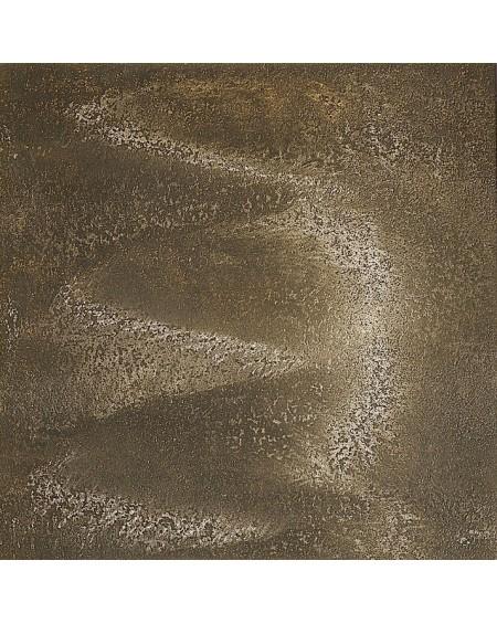 dlažba obklad imitující metalický bronzový povrchBronzo Aureo 60x60cm lappato kalibrováno výrobce Tagina italy