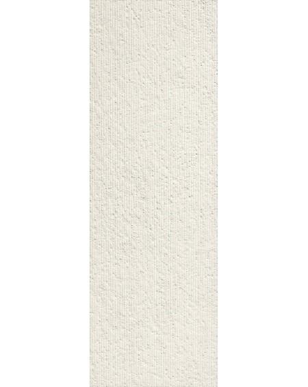 luxusní obklad velkoformátový Stone plan wall Rigato bianco 32x96,2 cm vkalibrováno výrobce impronta italgraniti Italy