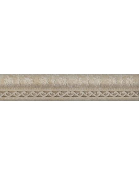 Listela Palazzo Ducale Mold. Beige Mate 5X25,1 cm výrobce Aparici/ks