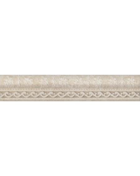 Listela Palazzo Ducale Mold. Ivory Mate 5X25,1 cm výrobce Aparici/ks
