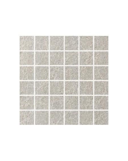 Mosaica Palazzo Grey Natural (5x5) 29,75x29,75 cm výrobce Aparici/m2