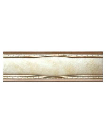Cenefa Romance Illusion Gold Descanso MATE 7,8X25,1 výrobce Aparici/ks