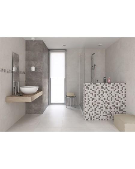 obklad imitující beton Dekorace Kiel RLV gris 33x55 cm výrobce pamesa