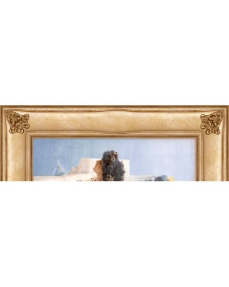 Obklad-decor Romance Cuadro A Brillo 25,1x75,6 cm výrobce Aparici/ks