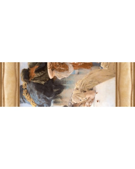 Obklad-decor Romance Cuadro B Brillo 25,1x75,6 cm výrobce Aparici/ks