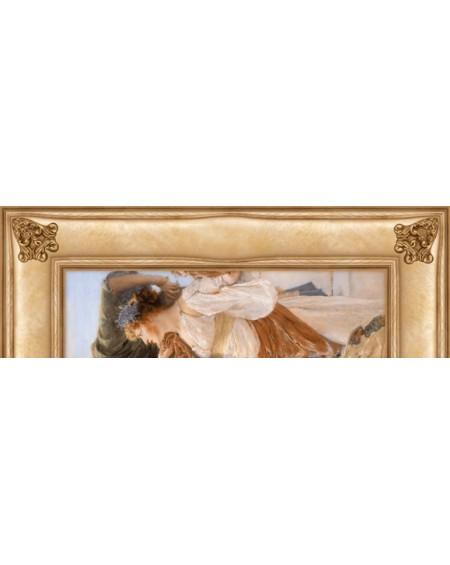 Obklad-decor Romance Cuadro C Brillo 25,1x75,6 cm výrobce Aparici/ks