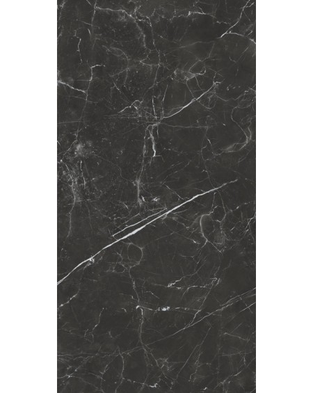 dlažba obklad velkoformátová imitující černý mramor fox 240x120 cm tL. 7mm ultra slim Brillo Pulido výrobce baldocer
