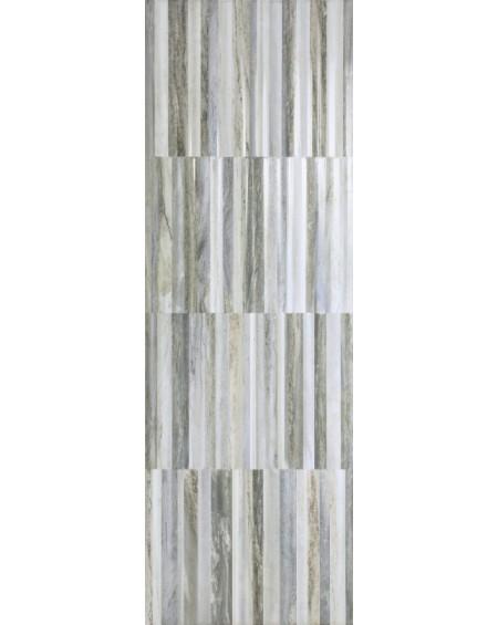 obklad dekor imitující mramor Tessella Parsel indigo 40x120 cm pulido lesk výrobce Baldocer