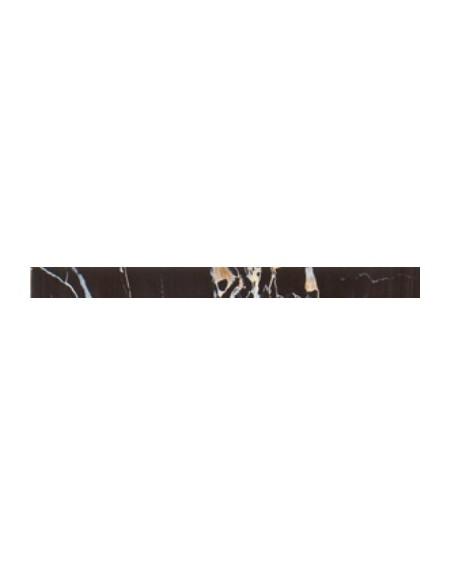 Listela Statuario Negro Lista Brillo 2X25,1 cm výrobce Aparici/ks