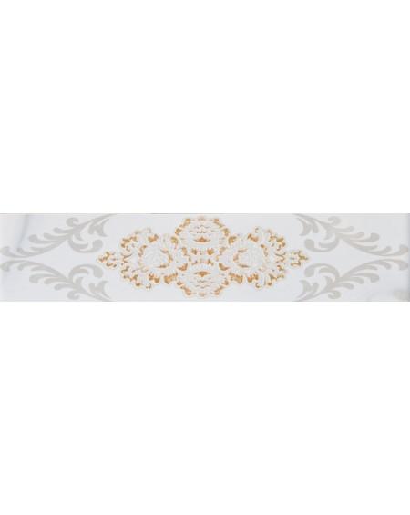 Cenefa Statuario Blanco CF Brillo 6X25,1 cm výrobce Aparici/ks