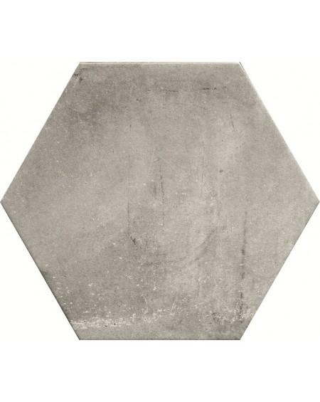 dlažba obklad cemento esagona Dust Grey 24x27,7 cm hexagon Miami výrobce Cir