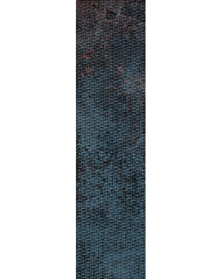 dlažba obklad Cir Costruire Metallo Nero Strong dekor 30X120 cm Rtt. TL. 10 mm matná výrobce Serenissima Italy