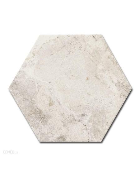 dlažba obklad cemento neutro patina hexagon hex 28 Blur Blanco 28,5x33 cm výrobce Reaonda šestihran