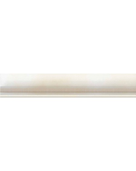 Listela Steam Dome Beige Bord. Brillo 3,5X20 cm výrobce Aparici/ks