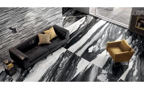 Tele Di marmo Black & White