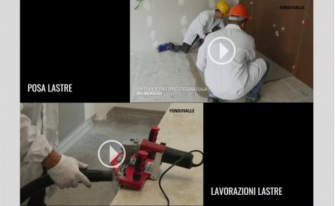 Jak řezat položit velkoformátovou dlažbu ultra slim 6,5 mm